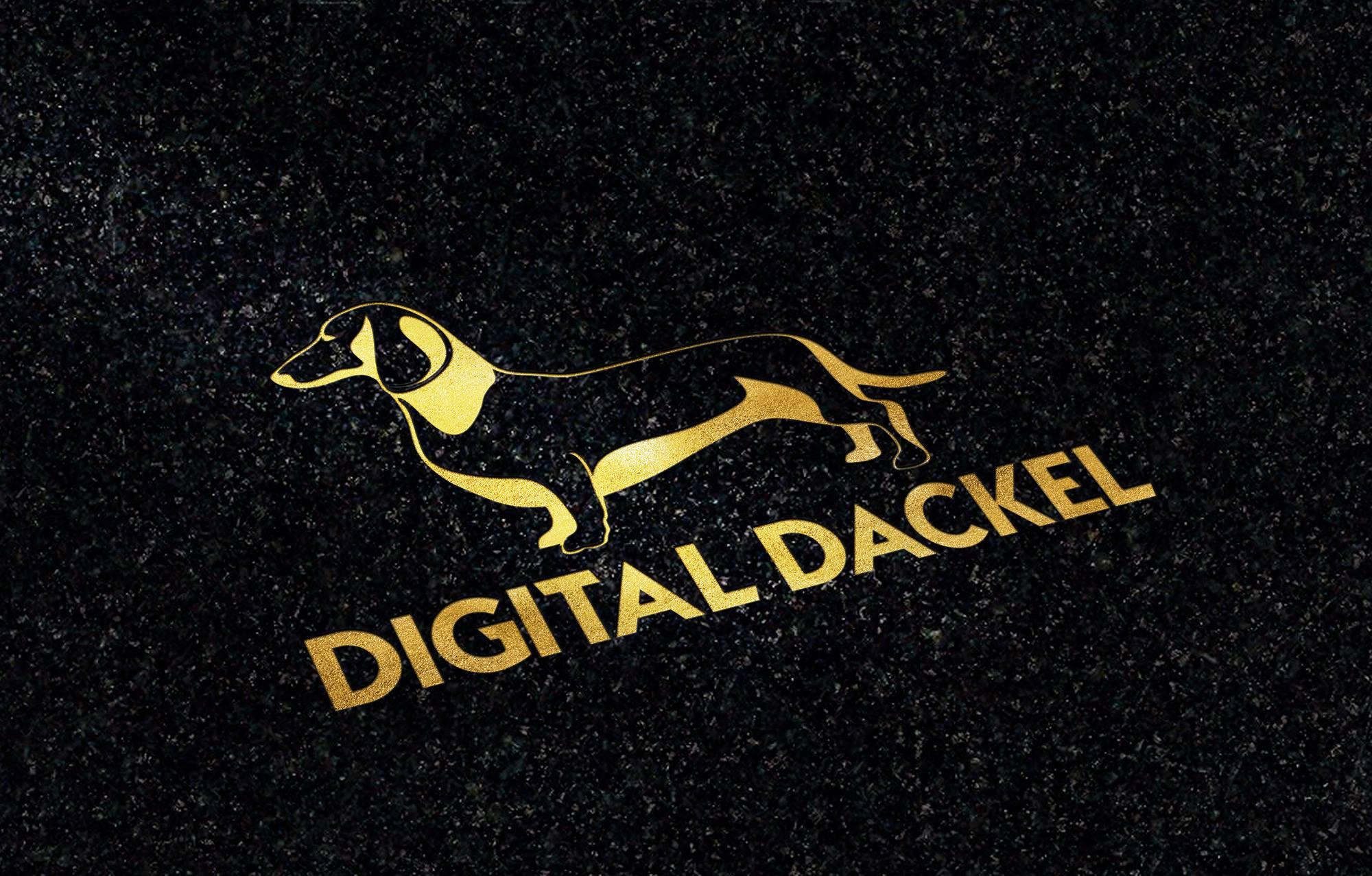 Diseño Logo – Digital Dackel